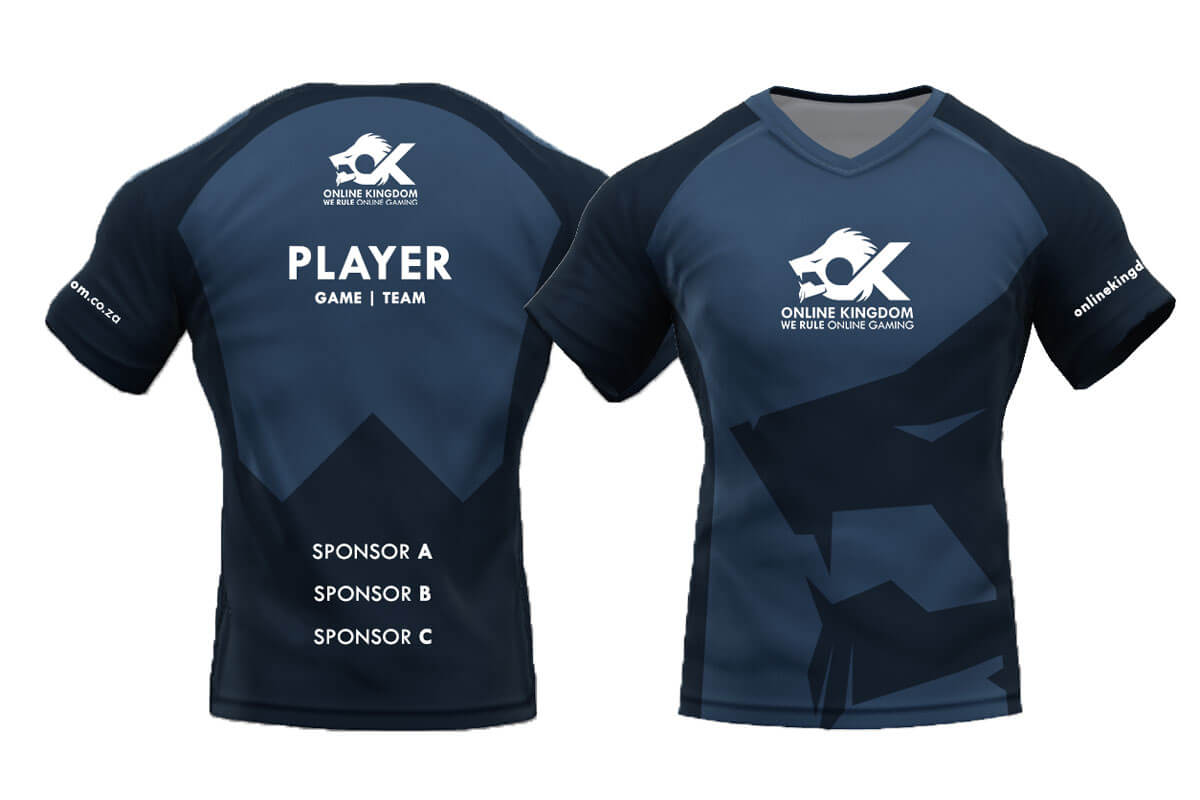 Esports Shirt Uniform