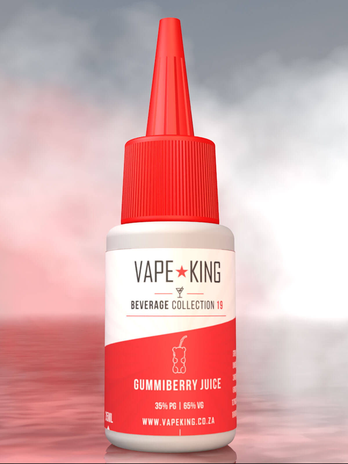 3d model bottles vape liquid render design