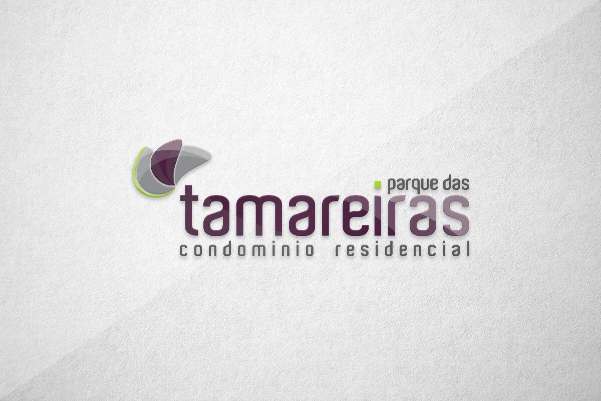 logo parque condominio design