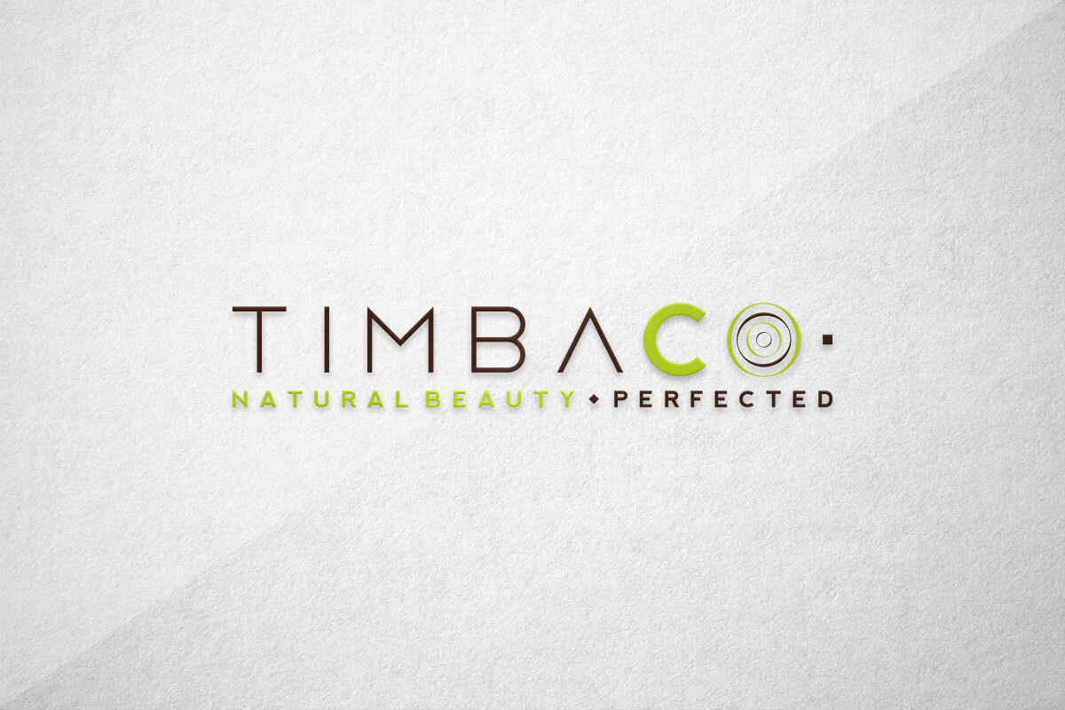graphic design logo timber