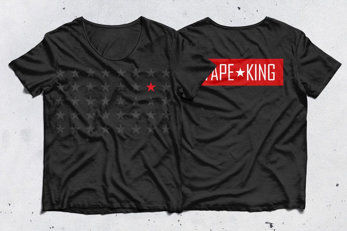 shirt design promotional